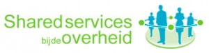 Shared services bij de overheid logo